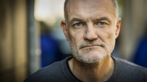 Lars Truedson, journalist. Foto: Tor Johnsson